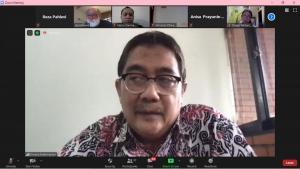WEBINAR INTERNATIONAL RELATIONS PROGRAM ''POTENTIAL STRATEGIC PARTNERSHIP IN AUSTRTALIA – INDONESIA RELATIONS