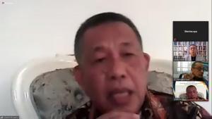 WEBINAR PUSAT KAJIAN SOSIAL POLITIK UNIVERSITAS NASIONAL '' REFLEKSI AKHIR TAHUN : CAPAIAN INDEKS DEMOKRASI INDONESIA DAN EVALUASI PILKADA SERENTAK 2020 ''